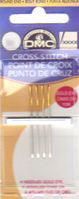 DMC Golden Eye Cross Stitch Needles 26