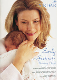 Early Arrivals Knitting Book