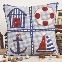 Nautical Cushion Front Kit