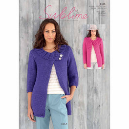 Jackets in Sublime Lola Super Chunky - Digital Version
