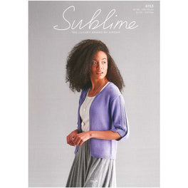 Jacket in Sublime Isla 6153