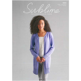 Cardigan in Sublime Isla 6154