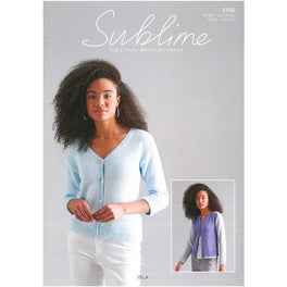 Cardigans in Sublime Isla 6156