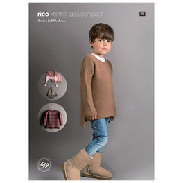 Sweaters and Hats in Rico Creative Soft Wool Aran - Digital Version