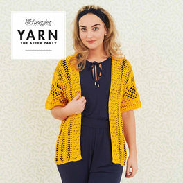 Yarn The After Party 67 Boho Chic Cardigan