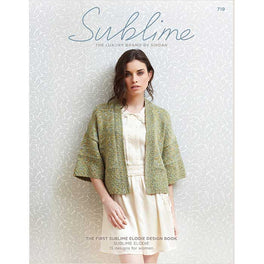The First Sublime Elodie Design Book