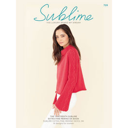 The Thirteenth Sublime Extra Fine Merino Dk Book