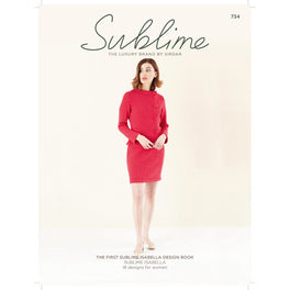The First Sublime Isabella Design Book