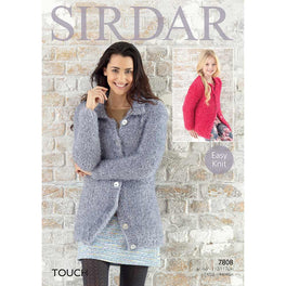 Cardigans in Sirdar Touch