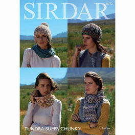 Accessories in Sirdar Tundra Super Chunky