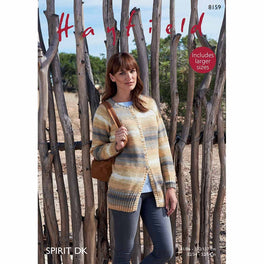 Jacket in Hayfield Spirit DK  - Digital Version