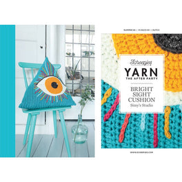 Yarn The After Party 82 Bright Sight Cushion