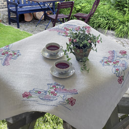 Teatime Tablecloth