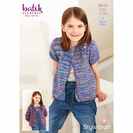 Cardigans in Stylecraft Batik Elements DK - Digital Version
