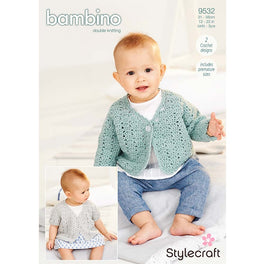 Cardigans in Stylecraft Bambino DK - Digital Version