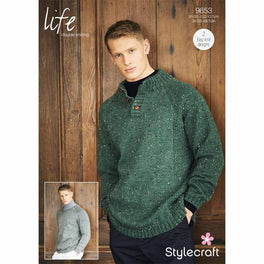 Sweaters in Stylecraft Life Dk Digital Version