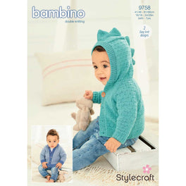 Jackets in Stylecraft Bambino DK - Digital Version 9758