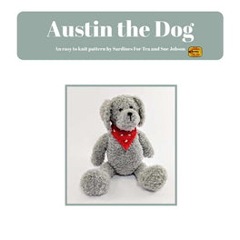 Austin the Dog by Sardines for Tea