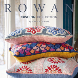 Rowan Arne and Carlos Cushion Collection