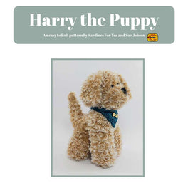 Harry the Puppy by Sardines for Tea