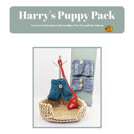 Harry's Puppy Pack by Sardines for Tea
