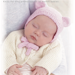 King Cole Newborn Baby by Sue Batley-Kyle