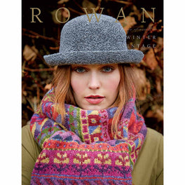 Rowan Winter Vintage by Kaffe Fassett