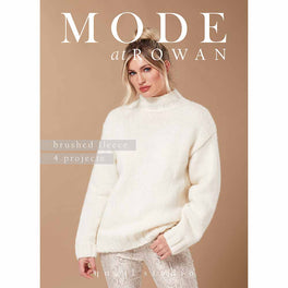 Mode at Rowan Brushed Fleece 4 Projects