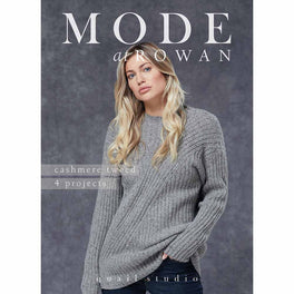 Mode at Rowan Cashmere Tweed 4 Projects