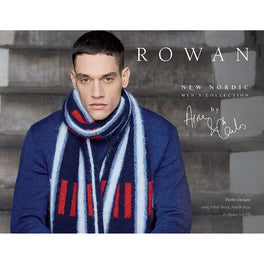 Rowan New Nordic Men's Collection by Arne & Carlos