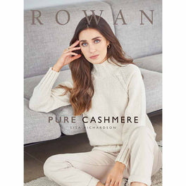 Rowan - Pure Cashmere by Lisa Richardson