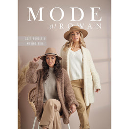 Mode at Rowan - Soft Bouclé & Merino Aria