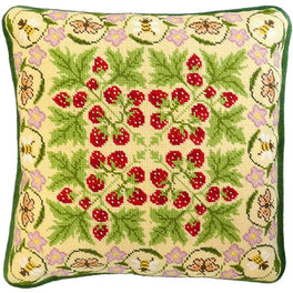 Strawberry Patch Tapestry