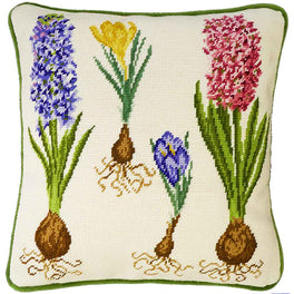 Hyacinth And Crocus Tapestry