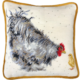 Mother Hen Tapestry