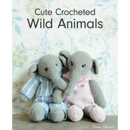 Cute Crocheted Wild Animals by Emma Varnam