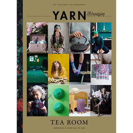 Yarn Bookazine 8 - Tea Room
