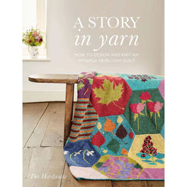 Rowan - A Story in Yarn Book by Dee Hardwicke