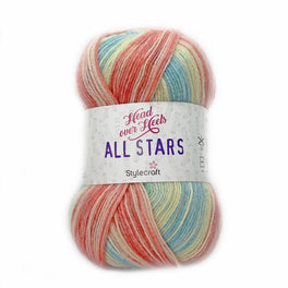 Stylecraft Head Over Heels All Stars