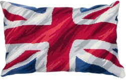Union Jack Cushion Front Kit