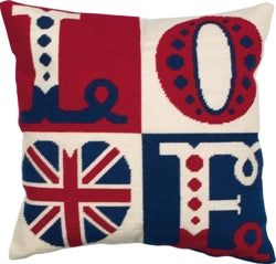 Love Letters Cushion Front Kit