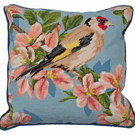 Gold Finch and Blossom