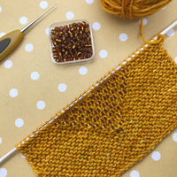 Bead Knitting AM Workshop with Lynne Rowe - Friday 7th February 2020
