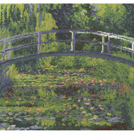 Monet - The Water-lily pond