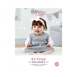 West Yorkshire Spinners Bo Peep Story Book 2