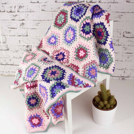 Garden Route - Cottage Garden Colour Pack by Emma Varnam in Stylecraft Special DK