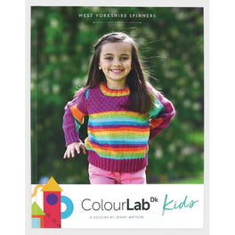 West Yorkshire Spinners ColourLab Kids