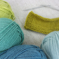 Learn to Knit Continental Morning Workshop with Carmen - Friday 21st February 2020