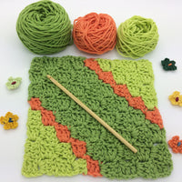 Corner to Corner Crochet PM Workshop with Lynne Rowe - Friday 20th March 2020