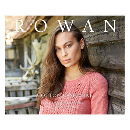 Rowan Cotton Cashmere by Sarah Hatton